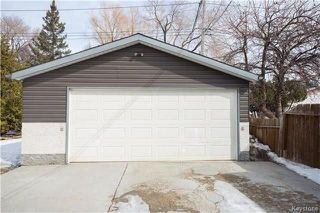 Photo 20: 239 Knowles Avenue in Winnipeg: North Kildonan Residential for sale (3G)  : MLS®# 1805871