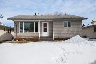Photo 1: 239 Knowles Avenue in Winnipeg: North Kildonan Residential for sale (3G)  : MLS®# 1805871