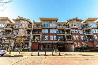 Photo 1: 306 101 MORRISSEY ROAD in Port Moody: Port Moody Centre Condo for sale : MLS®# R2241419