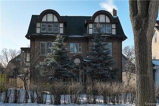 Photo 1: 344 Yale Avenue in Winnipeg: Residential for sale (1C)  : MLS®# 1807299
