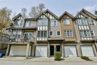 "Photo 1: 41 8533 CUMBERLAND Place in Burnaby: The Crest Townhouse for sale in ""CHANCERY LANE"" (Burnaby East)  : MLS®# R2259303"