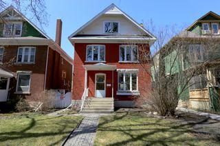 Main Photo: 96 Home Street in Winnipeg: Wolseley Single Family Detached for sale (5B)  : MLS®# 1810985