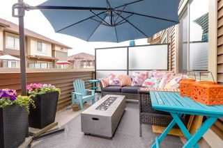 "Photo 9: 24 10550 248 Street in Maple Ridge: Thornhill MR Townhouse for sale in ""The Terraces"" : MLS®# R2276283"