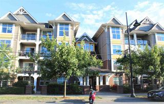 """Photo 1: 301 17712 57A Avenue in Surrey: Cloverdale BC Condo for sale in """"WEST ON THE VILLAGE WALK"""" (Cloverdale)  : MLS®# R2276468"""