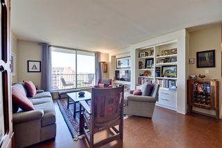 Photo 8: 1605 11307 99 Avenue in Edmonton: Zone 12 Condo for sale : MLS®# E4117226