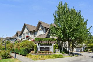 """Photo 1: 83 15175 62A Avenue in Surrey: Sullivan Station Townhouse for sale in """"Brooklands"""" : MLS®# R2296846"""