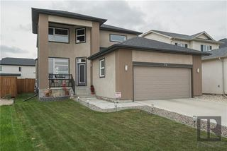 Main Photo: 39 Murray Rougeau Crescent in Winnipeg: Canterbury Park Residential for sale (3M)  : MLS®# 1822340