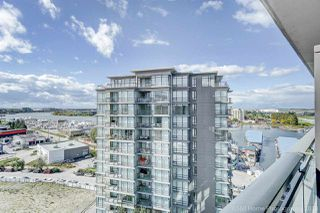 "Photo 10: 1607 3111 CORVETTE Way in Richmond: West Cambie Condo for sale in ""WALL CENTRE AT RICHMOND MARINA"" : MLS®# R2312815"