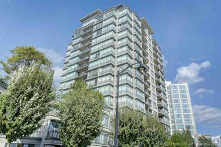 "Main Photo: 1607 3111 CORVETTE Way in Richmond: West Cambie Condo for sale in ""WALL CENTRE AT RICHMOND MARINA"" : MLS®# R2312815"