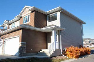 Main Photo: 54 18230 104A Street in Edmonton: Zone 27 House Half Duplex for sale : MLS®# E4132634