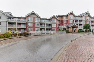 "Main Photo: 414 6440 194 Street in Surrey: Clayton Condo for sale in ""Waterstone"" (Cloverdale)  : MLS®# R2321473"