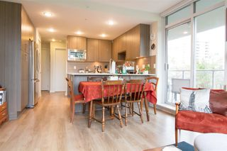 """Photo 7: 601 125 COLUMBIA Street in New Westminster: Downtown NW Condo for sale in """"NORTHBANK"""" : MLS®# R2322313"""