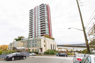 """Photo 19: 601 125 COLUMBIA Street in New Westminster: Downtown NW Condo for sale in """"NORTHBANK"""" : MLS®# R2322313"""