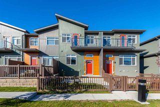 Main Photo: 78 7503 GETTY Gate in Edmonton: Zone 58 Townhouse for sale : MLS®# E4139808