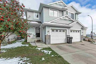 Main Photo: 90 115 CHESTERMERE Drive: Sherwood Park House Half Duplex for sale : MLS®# E4140049