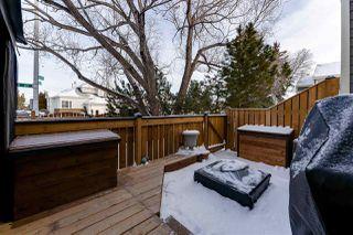 Photo 30: 2741 124 Street in Edmonton: Zone 16 Townhouse for sale : MLS®# E4140084