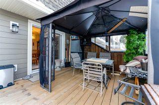Photo 29: 2741 124 Street in Edmonton: Zone 16 Townhouse for sale : MLS®# E4140084