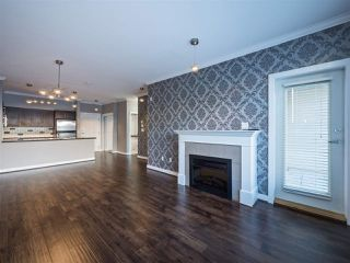 "Photo 1: 116 2353 MARPOLE Avenue in Port Coquitlam: Central Pt Coquitlam Condo for sale in ""EDGEWATER"" : MLS®# R2331999"