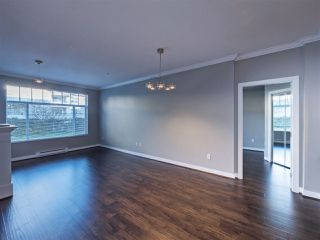 "Photo 3: 116 2353 MARPOLE Avenue in Port Coquitlam: Central Pt Coquitlam Condo for sale in ""EDGEWATER"" : MLS®# R2331999"