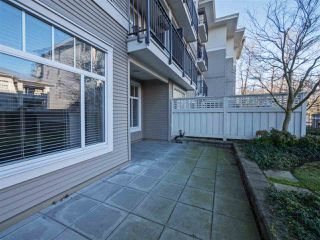 "Photo 17: 116 2353 MARPOLE Avenue in Port Coquitlam: Central Pt Coquitlam Condo for sale in ""EDGEWATER"" : MLS®# R2331999"