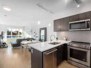 "Main Photo: 508 2477 CAROLINA Street in Vancouver: Mount Pleasant VE Condo for sale in ""Midtown"" (Vancouver East)  : MLS®# R2332622"