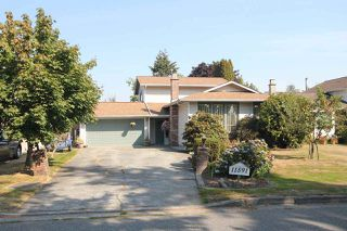 Main Photo: 11591 SEAPORT Avenue in Richmond: Ironwood House for sale : MLS®# R2333583