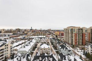 Photo 26: 1406 10909 103 Avenue in Edmonton: Zone 12 Condo for sale : MLS®# E4141578