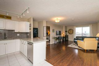 Photo 5: 1406 10909 103 Avenue in Edmonton: Zone 12 Condo for sale : MLS®# E4141578