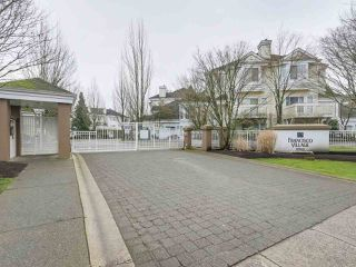 """Main Photo: 4 12500 MCNEELY Drive in Richmond: East Cambie Townhouse for sale in """"FRANCISCO VILLAGE"""" : MLS®# R2336986"""