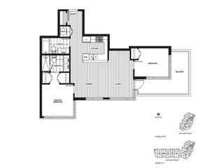 "Photo 11: 903 8850 UNIVERSITY Crescent in Burnaby: Simon Fraser Univer. Condo for sale in ""THE PEAK AT SFU"" (Burnaby North)  : MLS®# R2340135"