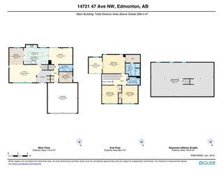 Photo 30: 14721 47 Avenue in Edmonton: Zone 14 House for sale : MLS®# E4143802