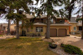 Main Photo: 10351 VILLA Avenue in Edmonton: Zone 07 Townhouse for sale : MLS®# E4143927