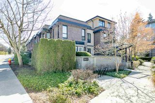 "Photo 1: 25 1863 WESBROOK Mall in Vancouver: University VW Townhouse for sale in ""ESSE"" (Vancouver West)  : MLS®# R2354071"