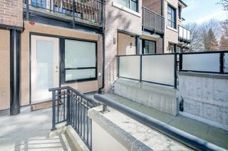 "Photo 18: 25 1863 WESBROOK Mall in Vancouver: University VW Townhouse for sale in ""ESSE"" (Vancouver West)  : MLS®# R2354071"
