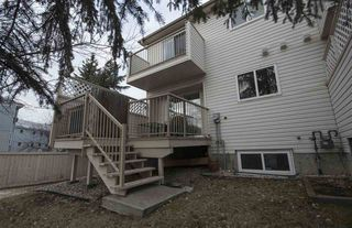Photo 29: 14 9935 167 Street in Edmonton: Zone 22 Townhouse for sale : MLS®# E4150046