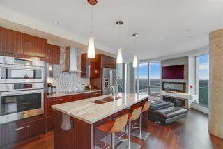 Photo 4: 2604 11969 JASPER Avenue NW in Edmonton: Zone 12 Condo for sale : MLS®# E4154964