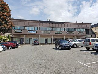 Main Photo: 1 2316 MCCALLUM Road in Abbotsford: Central Abbotsford Office for lease : MLS®# C8025655