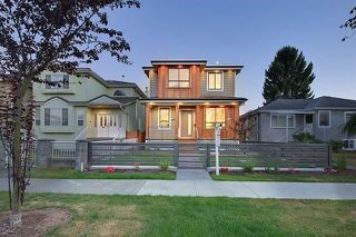 Photo 1: 128 51ST AVENUE in Vancouver East: South Vancouver Home for sale ()  : MLS®# R2105207