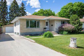 Main Photo: 128 Eade Crescent in Winnipeg: North Kildonan Residential for sale (3F)  : MLS®# 1915587