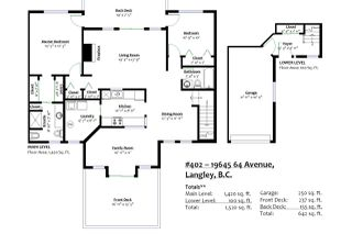 """Photo 20: 402 19645 64 Avenue in Langley: Willoughby Heights Townhouse for sale in """"HIGHGATE TERRACE"""" : MLS®# R2379846"""