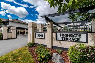 "Main Photo: 402 19645 64 Avenue in Langley: Willoughby Heights Townhouse for sale in ""HIGHGATE TERRACE"" : MLS®# R2379846"