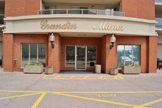 Photo 1: 601 9741 110 Street in Edmonton: Zone 12 Condo for sale : MLS®# E4162569