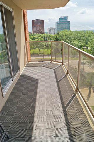 Photo 21: 601 9741 110 Street in Edmonton: Zone 12 Condo for sale : MLS®# E4162569