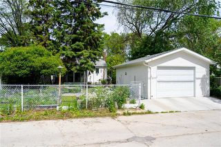 Photo 20: 512 McNaughton Avenue in Winnipeg: Riverview Residential for sale (1A)  : MLS®# 1917720