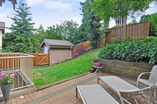 """Photo 19: 4 5239 OAKMOUNT Crescent in Burnaby: Oaklands Townhouse for sale in """"DEER LAKE ESTATES in The Oaklands"""" (Burnaby South)  : MLS®# R2387606"""