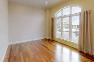 Photo 4: 3410 Watson Place SW in Edmonton: Windermere House Half Duplex for sale : MLS®# E4124264