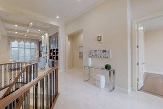 Photo 3: 3410 Watson Place SW in Edmonton: Windermere House Half Duplex for sale : MLS®# E4124264