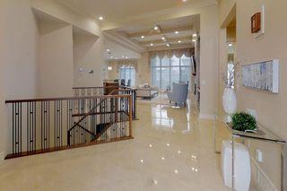 Photo 2: 3410 Watson Place SW in Edmonton: Windermere House Half Duplex for sale : MLS®# E4124264