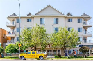 Photo 10: 203 1905 CENTRE Street NW in Calgary: Tuxedo Park Apartment for sale : MLS®# C4273670