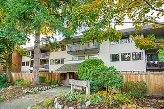 "Photo 1: 108 316 CEDAR Street in New Westminster: Sapperton Condo for sale in ""Regal Manor"" : MLS®# R2418496"